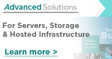 Advanced Solutions storage